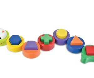 Discovery Toys Caterpillar Sort & Stack