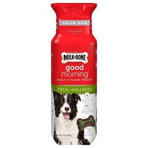 Milk-Bone Daily Vitamin Chewy Dog Treats for Dogs