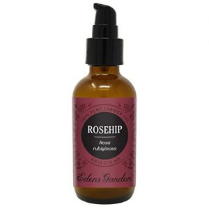 Edens Garden Rosehip Carrier Oil (Best For Mixing With Essential Oils), 4 oz