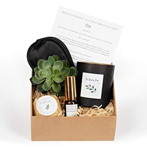Luxury Bath Candle Pamper Sleep Gift Set. Perfect Gift, Relaxation, Wellness and Immune Booster! Perfect Gift options Mothers Day, Thank you, get well, happy birthday for either him or her.