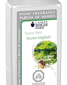 Forest Mist – Lampe Berger Fragrance Refill for Home Fragrance Oil Diffuser – 16.9 Fluid Ounces – 500 milliliters