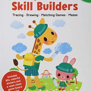 Play Smart Skill Builders Age 2+: At-home Activity WorkbookPaperback – January 9, 2017